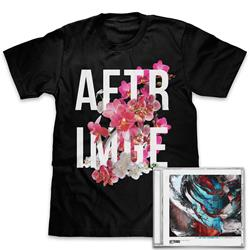 The Afterimage - Floral T-shirt + CD