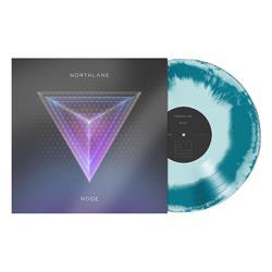 Node Electric Blue / Sea Blue Smash Vinyl LP