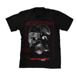 Back The Force Up Black