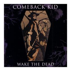 'Wake The Dead' - CD