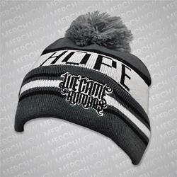 Hope Black / Grey Winter Hat