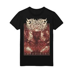 Embodiment Black T-Shirt