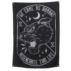 Panther Black Flag
