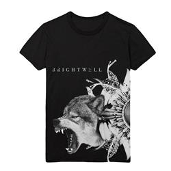 Wolf Black T-Shirt *Final Print!*