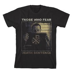 Death Sentence Album Black T-Shirt *Final Print* $6 Sale