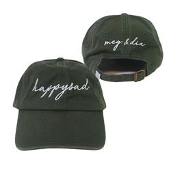 happysad Dad Hat