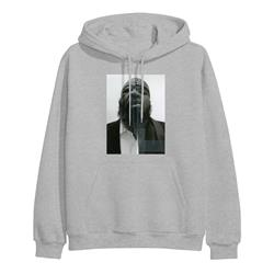 Brandon Banks Grey Pullover + Digital Album (Pre-Order)