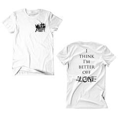 Alone White