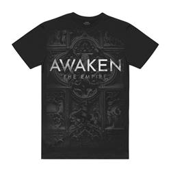 Awaken The Empire Black Tee