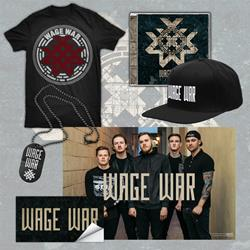 Wage War - Blueprints - Bundle 3