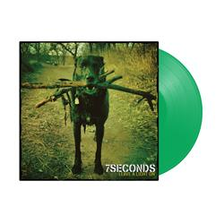 Leave A Light On Green LP