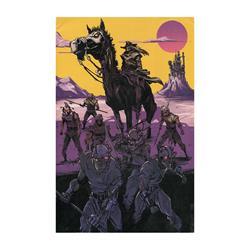 Good Apollo, I'm Burning Star IV Issue 5 Variant  Comic Book