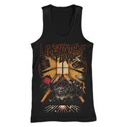 Demon Black Tank Top