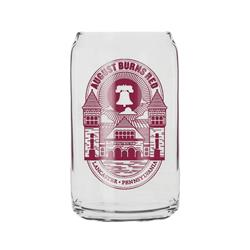 Lancaster  16Oz Beer Can Glass
