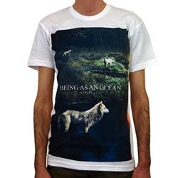 Being As An Ocean - Alpine Wolf White