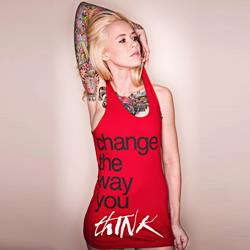 Change Red Tank Top - Outlet
