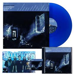 A Different Shade of Blue CD + LP