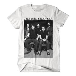 Band White T-Shirt