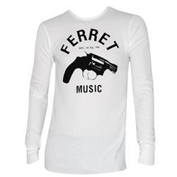 Gun Logo White Thermal