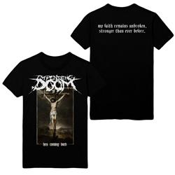 Jesus Doom Black