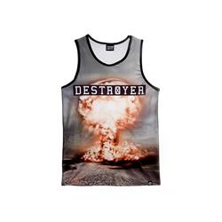 Destroyer  Tank Top
