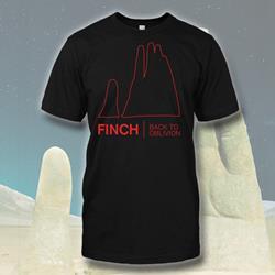 Hand Black T-Shirt