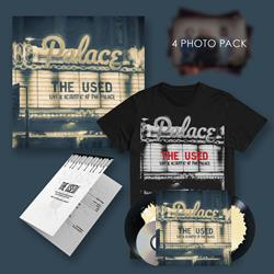 The Used - Live & Acoustic Package 4