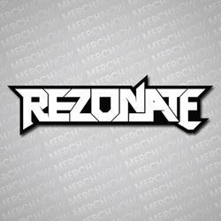 Black Logo White