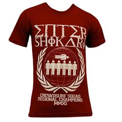 *Limited Stock* Crowdsurf Squad Maroon
