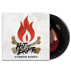 Summer Bones Maroon/Black Smash