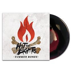 Summer Bones Maroon/Black Smash
