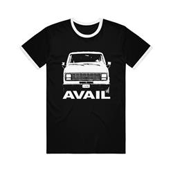 Van Black/White