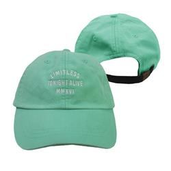 Limitless Green Dad Hat