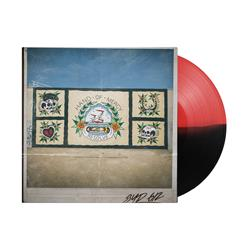 Resolve Half Red/Half Black LP