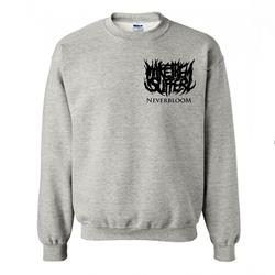 Neverbloom Heather Grey Crewneck