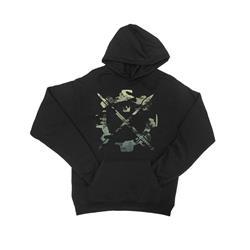 Weapon COG Black Hooded