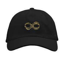 Logoship Black Dad Hat