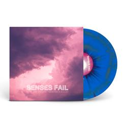 Pull The Thorns From Your Heart Blue / Grey Smash With Magenta Splatter
