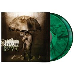Darkest Days Green Smoke Vinyl 2X LP