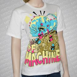 Lil' Machines White