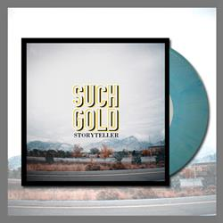 Storyteller - Light Blue - 7 Inch