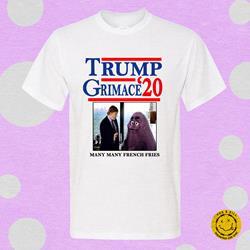 Trump/Grimace 2020 White