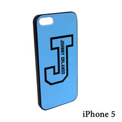 Logo Blue iPhone 5 Case