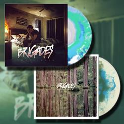 Indefinite + Crocodile Tears Vinyl LP Bundle