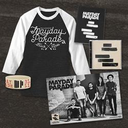 Mayday Parade - Black Lines - Bundle 03