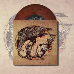 Above/Below Brown 7inch LP