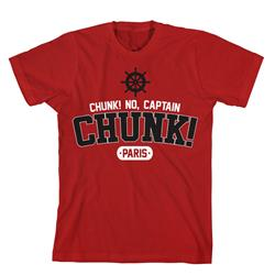 Steering Wheel Cardinal Red                             chunk no captain chunk *Final Print!*
