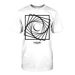 Spiral White T-Shirt