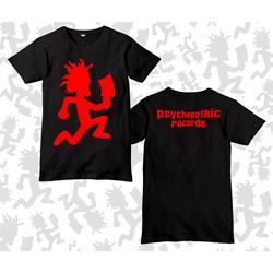 Hatchetman Red On Black