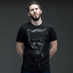 Huntress / Black Shirt  **FINAL PRINT**